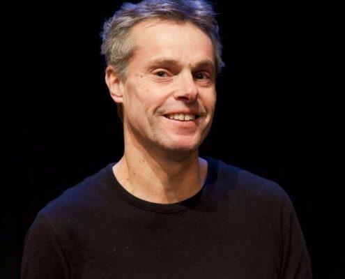 Franck van theatergroepPIT
